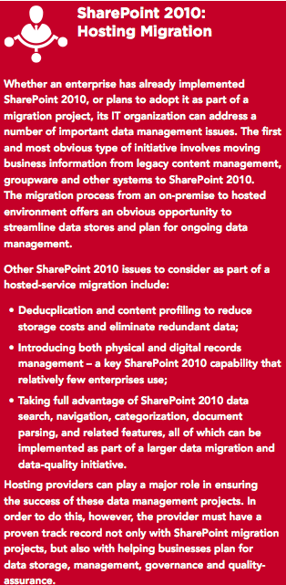SharePoint Migration Whitepaper